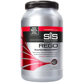 SiS Rego Rapid Recovery Bøtte 1,6kg, Strawberry